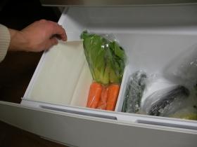 冷蔵庫の消臭防カビ